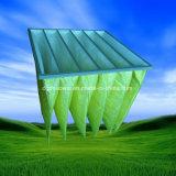 Воздушные фильтры мешка синтетической ткани