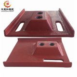 Bastidor de arena de aluminio de acero de la resina automotora