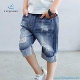 Nuovi Shorts dei jeans del denim dei ragazzi di Comfotable di stile dai jeans della mosca