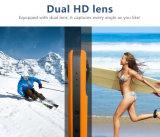 Удваивает камера спорта объектива 360 градусов панорамная