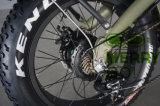 """20"""" *4 жир шины небольших складных E-велосипед/Pocket Bike 350W"""