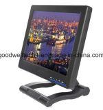 필터를 뾰족해지는 HD Sdi 입력을%s 가진 12.1 인치 LCD 직업 사진술 모니터