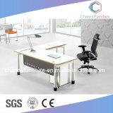 Form-Metallmöbel-hölzerner Büro-Tisch-Computer-Schreibtisch