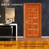 Einzelne hölzerne hölzerne Tür für Osten-Land (GSP2-012)