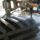 Paracarro naturale del paracarro della pietra della strada del bordo dei lastricatori del granito