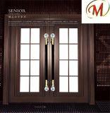 Poignée de porte en verre Matériau en acier inoxydable