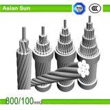 Проводник ACSR Conductor/ACSR/Bare/надземный кабель проводника
