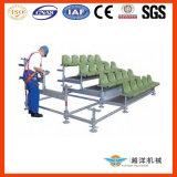 Sistema de asientos para tribuna retráctil para diseño de eventos