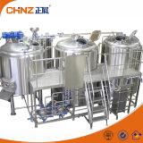 equipo usado cerveza de la cervecería de Comercial del arte de 20 - 30 barriles para la venta