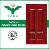 La peau de porte de mélamine la meilleur marché/panneau stratifié de porte