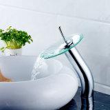 Robinet de mélangeur de robinet d'évier pour baignoire à cascade
