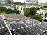 格子太陽系を離れたのための高い発電325W 72cellsのモノラル太陽電池パネル