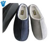 冬の綿ビロードが付いている屋内柔らかいスリッパの靴