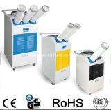 mit Cer GS-Bescheinigungs-Kühlsystem-beweglicher Klimaanlagen-Punkt-Klimaanlage für Fabrik, Raum, Prozessgebrauch