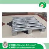 Paletes de aço galvanizado para armazenamento de depósito por Forkfit com marcação CE