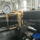 Machine de découpage électrohydraulique du servo 4*2500mm