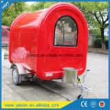 Yieson, fabricante, Fast, móvel, móvel, fast food, cozinha, reboque, ce