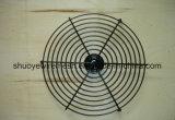 Решетка вентилятора мотора предохранителя вентилятора покрытия PVC стальная