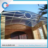 プールの屋根のためのポリカーボネートシートカバー