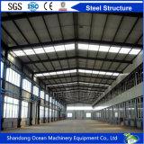 Larga Taller Estructura de la fábrica Span Naves de acero y Almacén con baratos y de buena calidad del precio