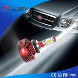 para a luz 12V da cabeça da iluminação do diodo emissor de luz do carro do farol do diodo emissor de luz de Anycar