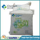 Hochwertige ISO 5 100% Cleanroom-Polyester-Wischer für Industrie