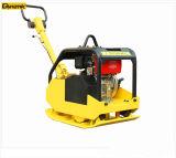 최신 판매 새로운 뒤집을 수 있는 격판덮개 쓰레기 압축 분쇄기 Hur-160