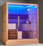 Nuova stanza di sauna per due persone (M-6030)