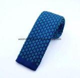 熱い人のための販売の安い価格によって編まれるネクタイ