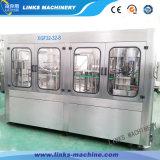 Animal de estimação automático máquina de enchimento engarrafada da água 0.5L-2L para a fábrica pequena