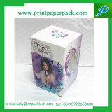 Коробка упаковки печатание картонной коробки коробки подарка изготовленный на заказ бумажная