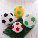 Confortable Kids Favorite Soccer Ball Jouets Farcis Emoji Oreiller