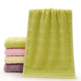 ホテルのホーム綿の表面/手/浴室タオル
