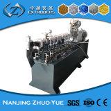 Gebildet PET China-pp. im Plastikkörnchen-Extruder, der Maschine herstellt