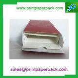 Caja de perfume personalizada del papel de la impresión del logotipo con el interior
