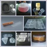 Máquina plástica automática de termoformado para la conformación y corte (HY-510580)