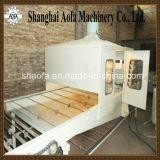 Machine de fabrication de carreaux de toit recouvert de pierre