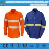 Куртка безопасности En 20471 ISO с покрытием тефлона