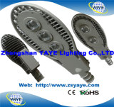 Yaye 18 Hot vender chips de LED de Osram Meanwell conductor COB Calle luz LED 120W /Farolas LED al aire libre con 3/5 años de garantía