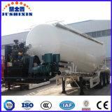 대량 시멘트 수송 유조 트럭 트레일러