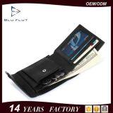 De populaire Gift van de Minnaars van het Leer van het Ontwerp Echte Zachte Dame Coin Card Wallet