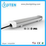 Tri-Proof de alta potencia LED de luz de lámpara tubo resistente al agua IP66.
