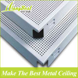 Prix ​​à bas prix Pop Aluminium Clip in Ceiling Design for Office Building