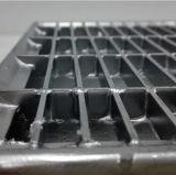 棚に置く2つの層のための鋼鉄格子網