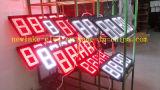12インチLEDガス価格チェンジャーサインディスプレイ(NL-TT30F-3R-4D-RED)