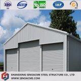 아프리카 ISO 증명서 최고 가격 조립식 구조 강철 창고
