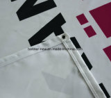 De glanzende Volledige Banners van de Stof van de Polyester van de Kleur (ss-sf-93)