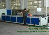 Hohe Leistungsfähigkeit Belüftung-Plastikprofil-Herstellungs-Maschinen