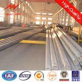 Contributo di palo d'acciaio al trasporto di energia
