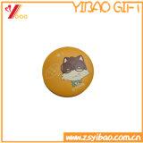 Customedの昇進のギフト(YB-HD-151)のためのかわいいブリキボタンのバッジ